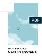 Matteo Fontana Portfolio