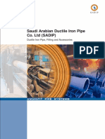 SADIP Catalogue, Large Diameters 2007