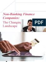 Non Banking Finance Companies the Changing Landscape