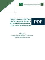 Módulo 1_ Cooperacion UE_FAMSI