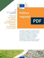 Regional Policy Es