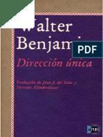 Calle de Direccion Unica W. Benjamin.pdf