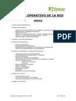 Manual Operativo Red Octubre 2010. Redyser