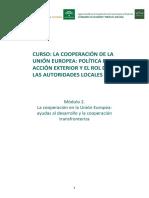 Módulo 2_ Cooperacion UE_FAMSI