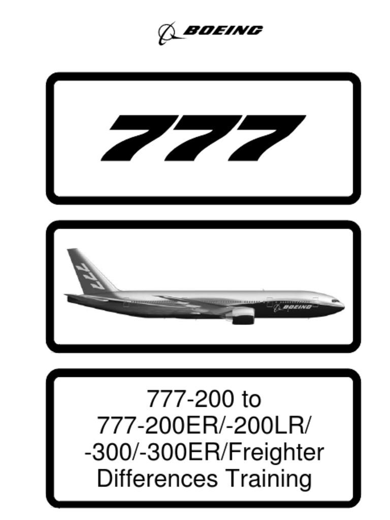 777 Diff Takeoff
