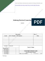 ELEC 101 Soldering Procedure