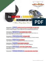 Conferencia De CARBÓN A DIAMANTE con 13 Herramientas OFL4400