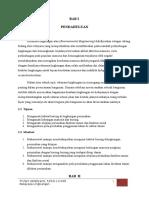 contoh laporan observasi Rekayasa lingkungan