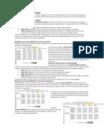 La Función Indice y Coincidir en Excel