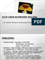 Acute Lower Respiratory Infection (ALRI) Dr.nana