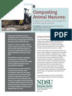 Compost Animal Manure