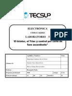 Lab. 5 de Electrónica