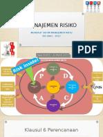 Risk Base Thinking