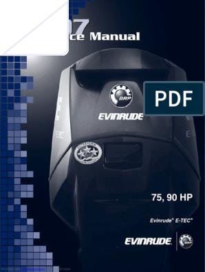Evinrude Etec Problems Overheating