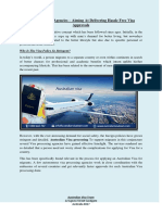 Visa Processing Agencies – Aiming At Delivering Hassle Free Visa Approvals