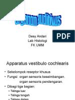 Organon Auditivus
