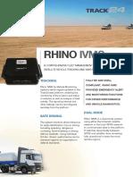 Track24 Rhino IVMS