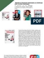 Magazine Cover Ideologies