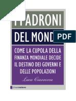 PDF eBook i Padroni Del Mondo Di Luca Ciarrocca Libri in Italia