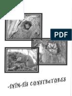 ANIMAIS CONSTRUTORES