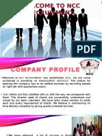 NCC Company Profile