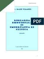 Reglarea emotionala - facsimil