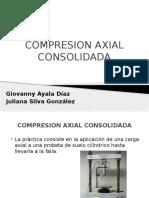 Compresion Axial Consolidada