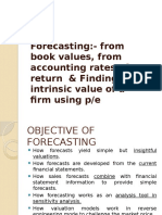 Forecasting - Module 4 All