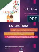 Presentación LECTURA GERALDINE