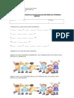 Prueba de Diagnostico de Educacion Matematica Primero Basico (1)Santiago Ortiz