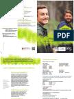 Brochure sur la campagne de vaccination contre l'hépatite A à Rouen