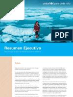 UNICEF_Sed de Futuro El Agua y La Infancia_Executive_Summary_ES
