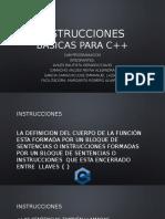 Instrucciones Basicas Para c2