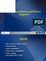 06_Linux Installation and Driver Support_1