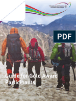 Award Guide for Gold Award Participants High Res