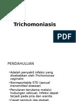 Trichomoniasis Tambahan