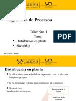4° Taller_Distribución en planta