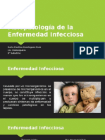Fisiopatología de Las Enfermedades Infecciosas