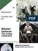 9. Gulag Artist Nikolai Getman