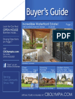 Coldwell Banker Olympia Real Estate Buyers Guide March 25th 2017