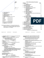 A330 International Procedures Pamphlet