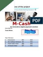 M-Cash