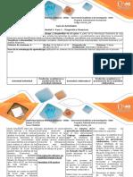 Guía de Actividades y rúbrica de evaluación del diagnóstico financiero Paso 2 – Diagnóstico Financiero (1).pdf