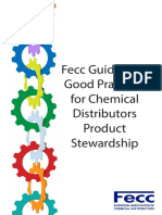 Guide With Good Practices for Chemical Distributors ProductStewardship