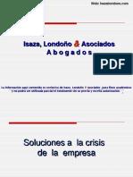 Empresa en Crisis y Viable
