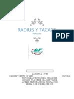 Radius y Tacacs