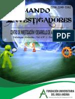Revista Formando Investigadores 2 1