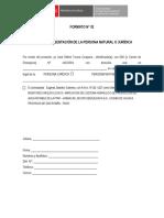 Cartas de Compromiso para ampliaciones de red