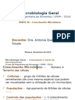 Microbiologia Geral - 3 Aula