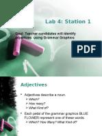 lab 4 notes